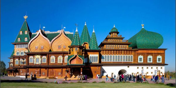 Музей-усадьба Коломенское