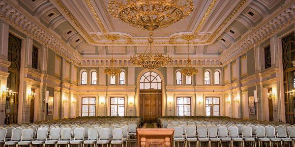 Соборная палата Московского епархиального дома